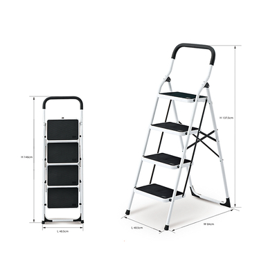 SM-TT6024A Customized Safety Four Storied Ladder Stable Master