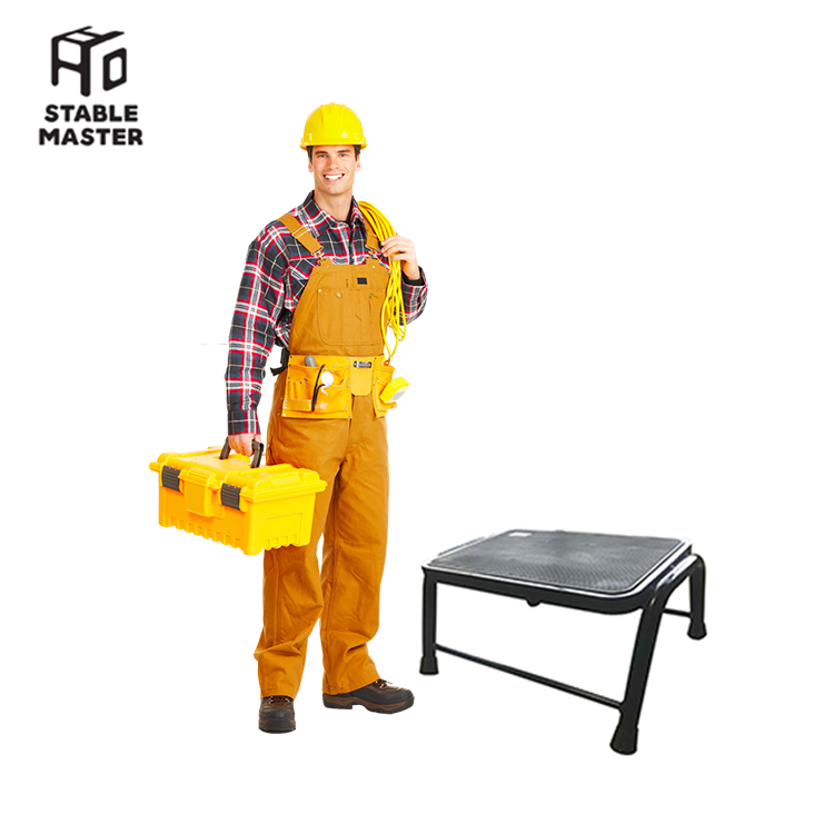 SM-TT605A Metal Useful Ladder Stool