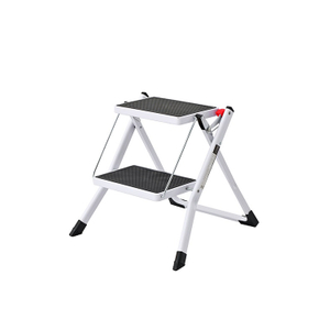 SM-TT607 Foldable Multi Purpose One Steel Ladder Stable Master