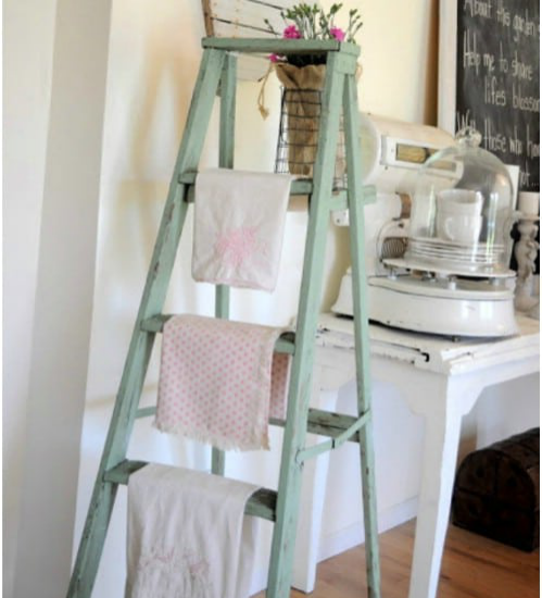 creative use of ladder